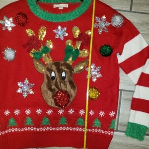 Holiday Christmas sweater